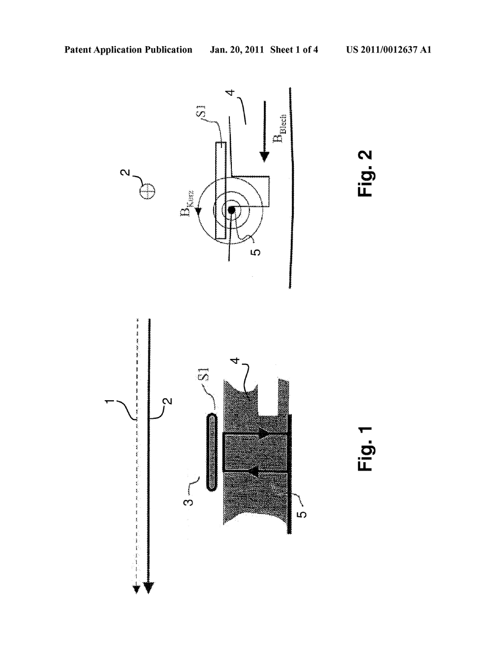 METHOD FOR DETECTION OF INTERLAMINAR SHEET SHORT CIRCUITS IN THE STATOR SHEET CORE OF ELECTROMACHINES - diagram, schematic, and image 02