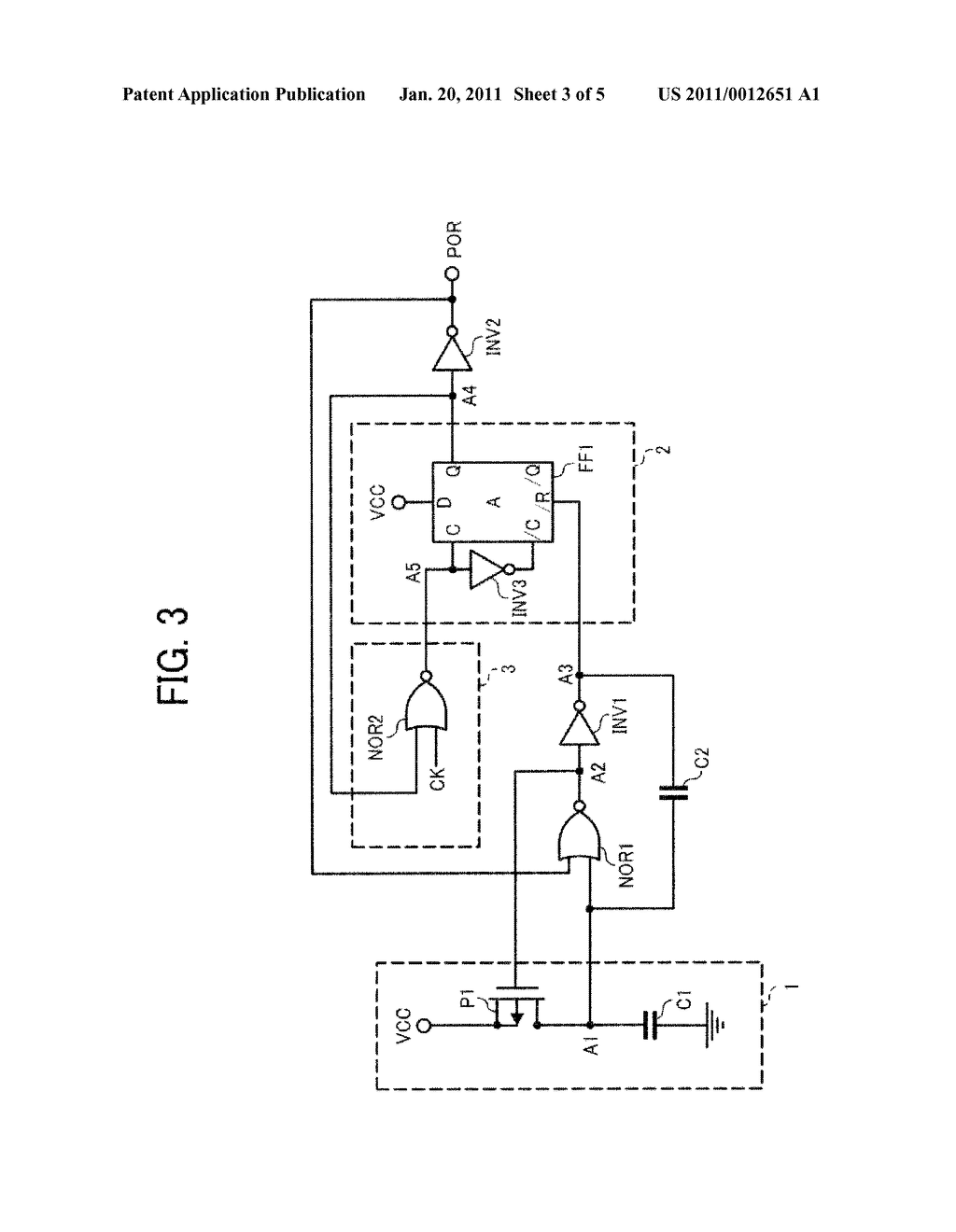 POWER-ON RESET CIRCUIT, MODULE INCLUDING SAME, AND ELECTRONIC DEVICE INCLUDING SAME - diagram, schematic, and image 04