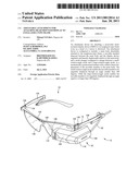 Adjustable Attachment for Attaching Head-Mounted Display to Eyeglasses-Type Frame diagram and image