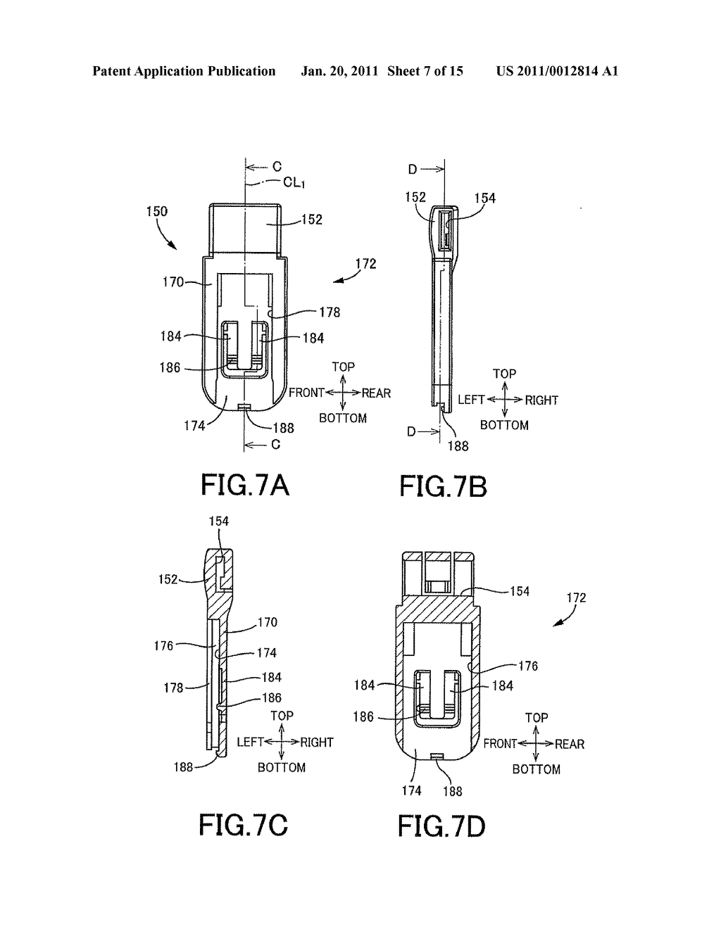 Adjustable Attachment for Attaching Head-Mounted Display to Eyeglasses-Type Frame - diagram, schematic, and image 08