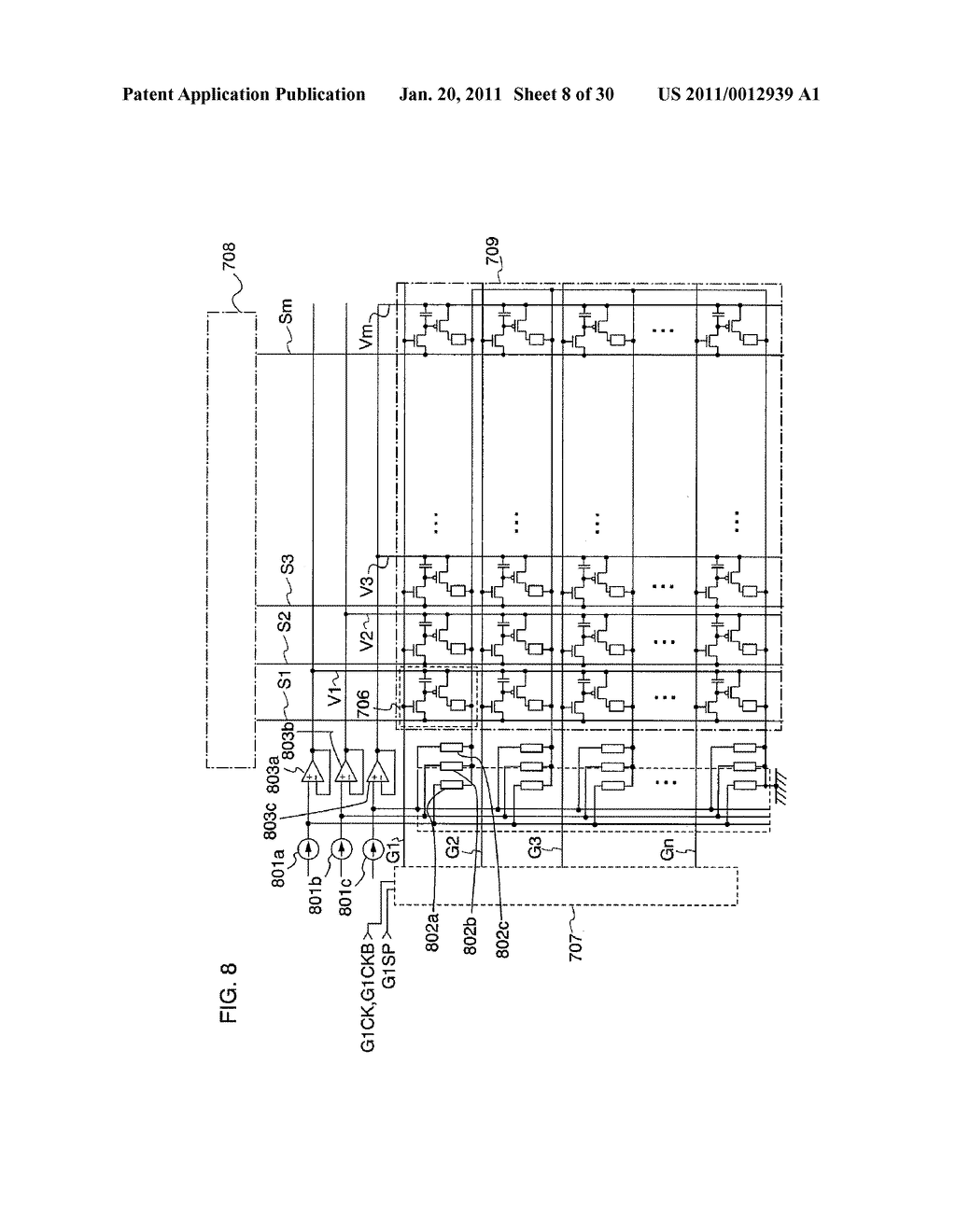 Display Device and Driving Method Thereof - diagram, schematic, and image 09