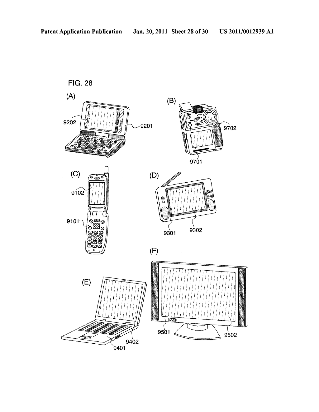 Display Device and Driving Method Thereof - diagram, schematic, and image 29