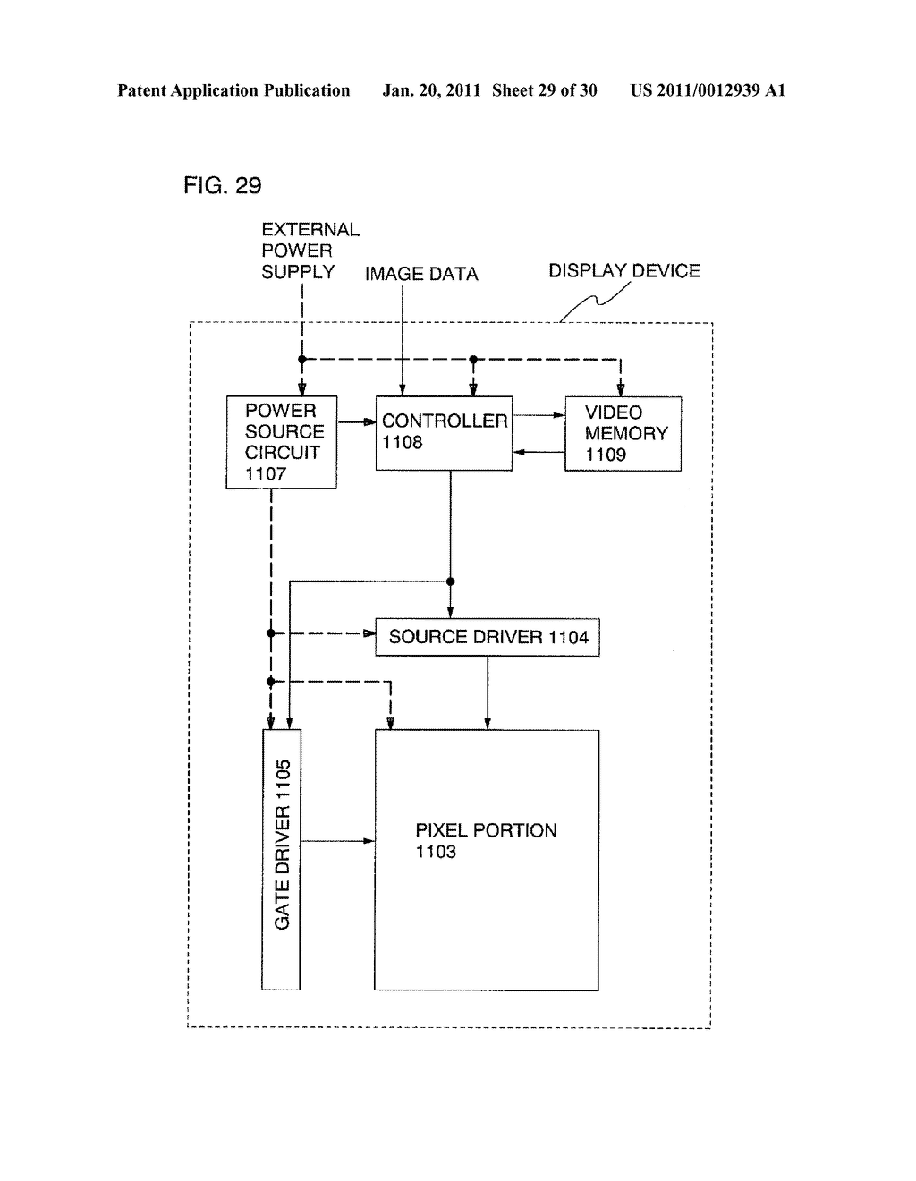 Display Device and Driving Method Thereof - diagram, schematic, and image 30
