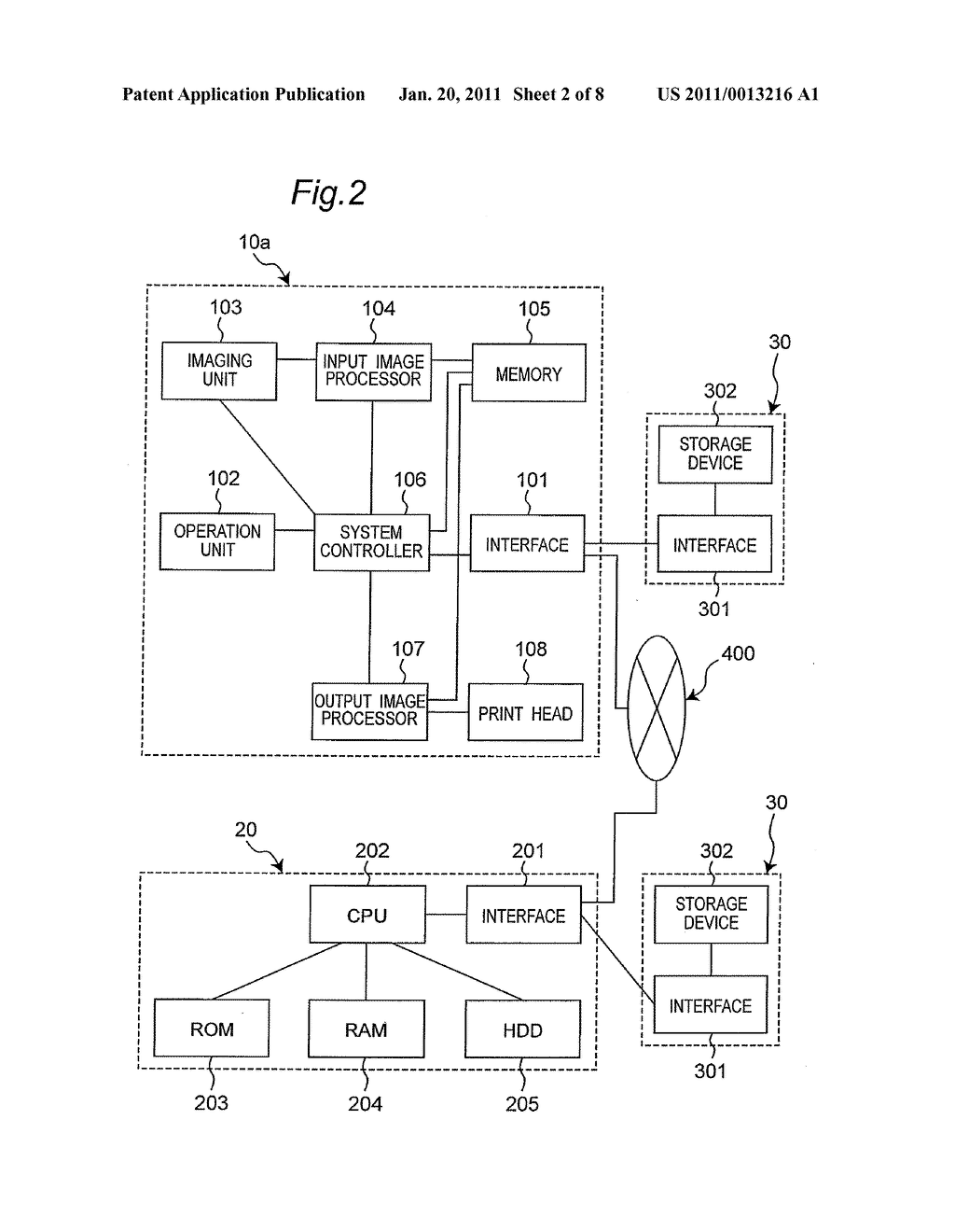 APPARATUS, SYSTEM AND METHOD FOR IMAGE PROCESSING - diagram, schematic, and image 03
