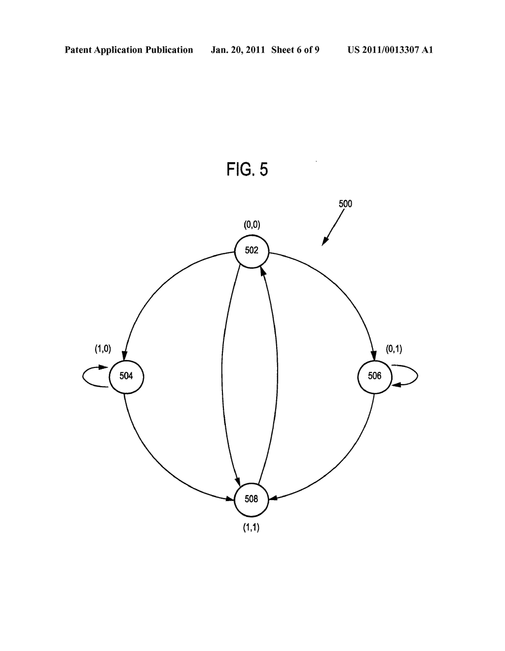 METHOD AND APPARATUS TO IDENTIFY A DATA BAND ENCODED BETWEEN TWO SERVO BANDS IN A SEQUENTIAL INFORMATION STORAGE MEDIUM - diagram, schematic, and image 07