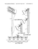 SPORTS LIGHTING FIXTURE HAVING DIE-CAST FRAME IN HIGH-REFLECTANCE MATERIAL diagram and image
