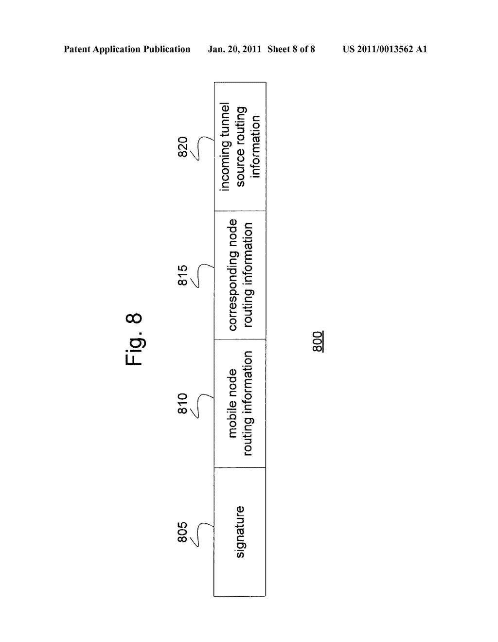 METHOD AND APPARATUS FOR PROVIDING MOBILITY TO A MOBILE NODE - diagram, schematic, and image 09