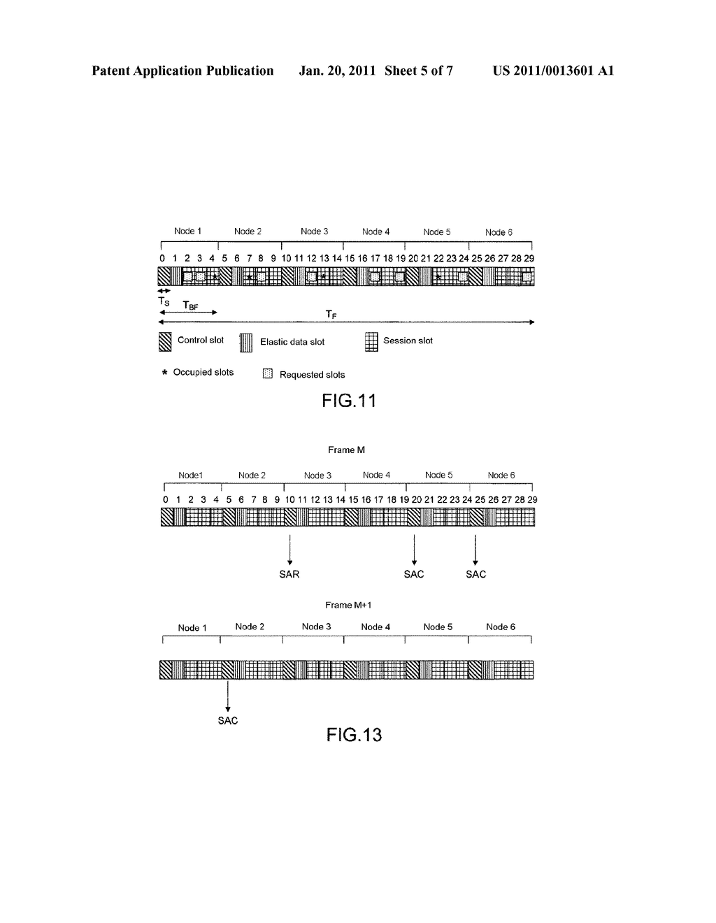 METHOD FOR THE DYNAMIC RESERVATION AND ALLOCATION OF TIME SLOTS IN A NETWORK WITH SERVICE WARRANTY - diagram, schematic, and image 06