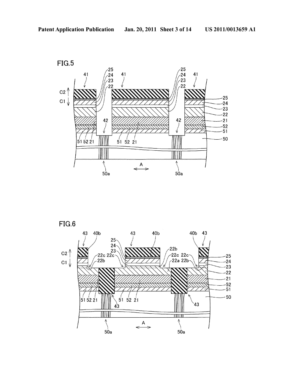 SEMICONDUCTOR LASER DEVICE AND METHOD OF MANUFACTURING THE SAME - diagram, schematic, and image 04