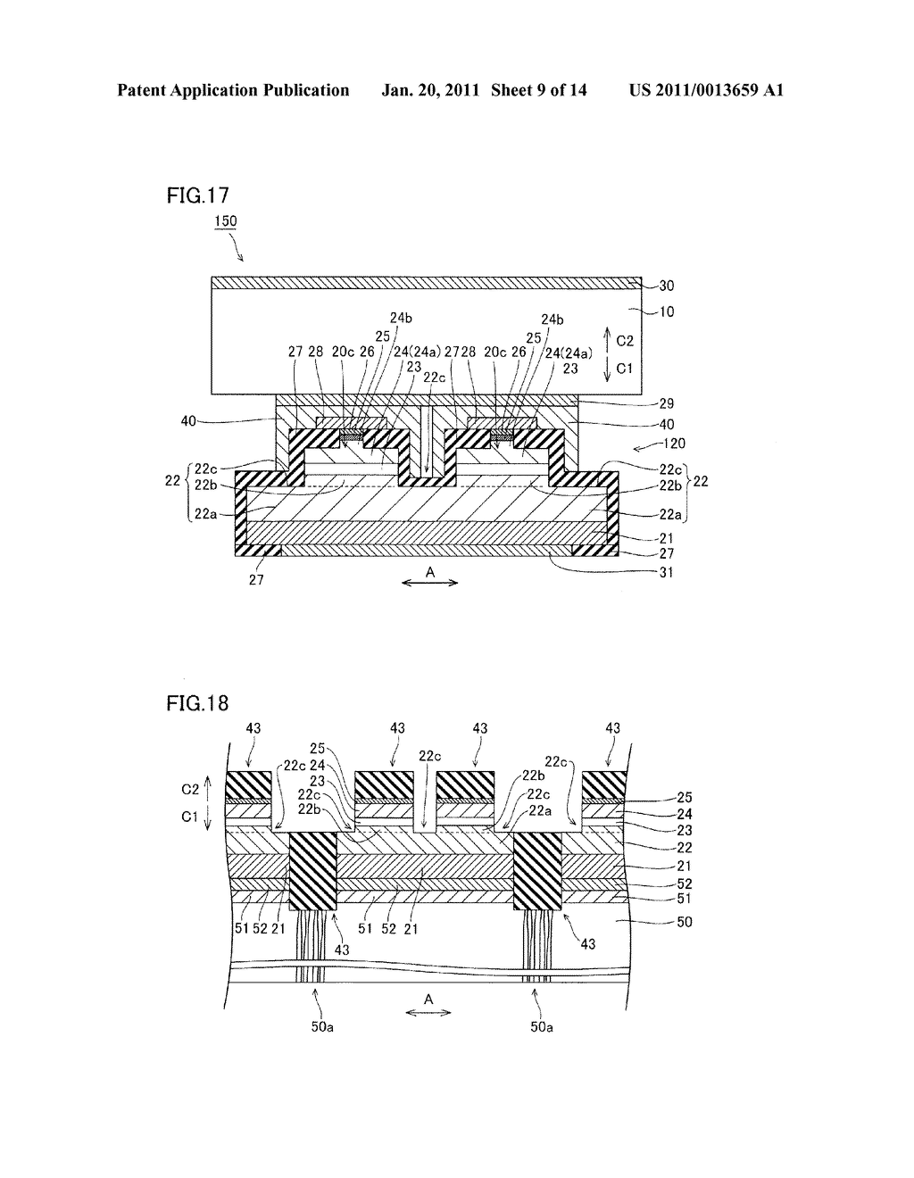 SEMICONDUCTOR LASER DEVICE AND METHOD OF MANUFACTURING THE SAME - diagram, schematic, and image 10