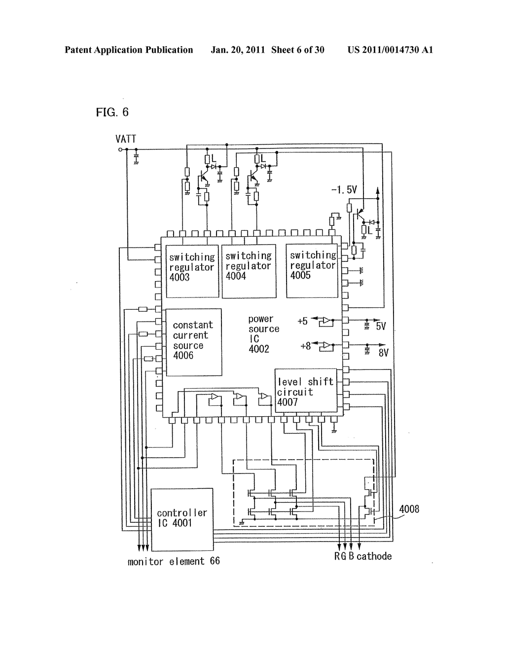Method for Manufacturing Light Emitting Device - diagram, schematic, and image 07