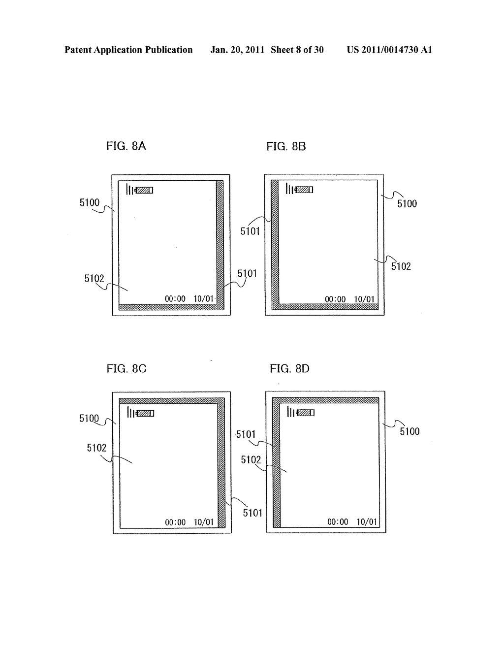 Method for Manufacturing Light Emitting Device - diagram, schematic, and image 09