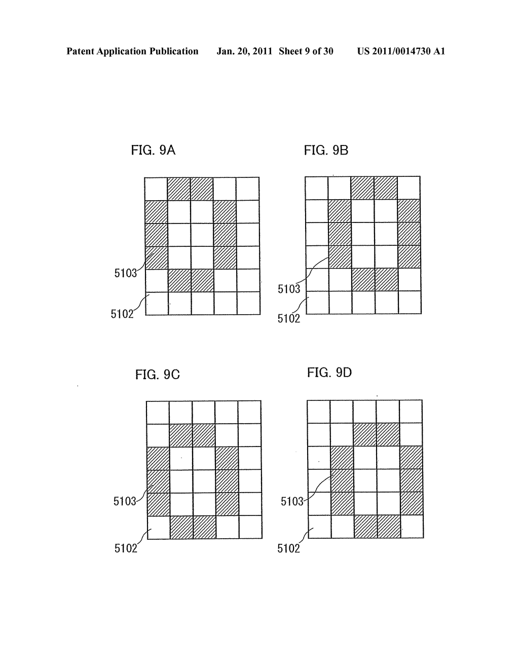 Method for Manufacturing Light Emitting Device - diagram, schematic, and image 10