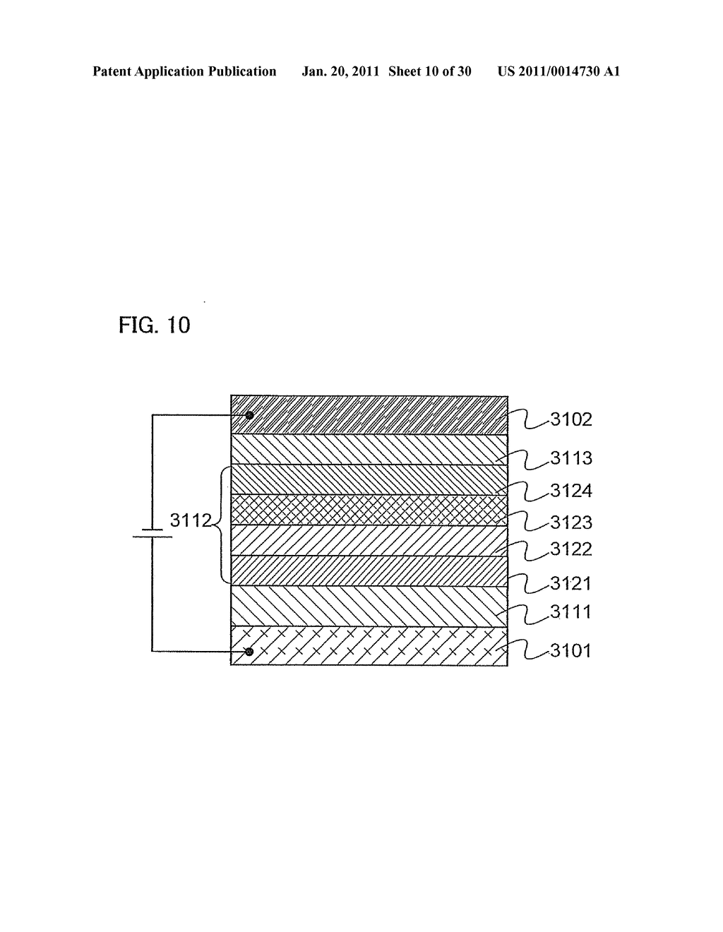 Method for Manufacturing Light Emitting Device - diagram, schematic, and image 11