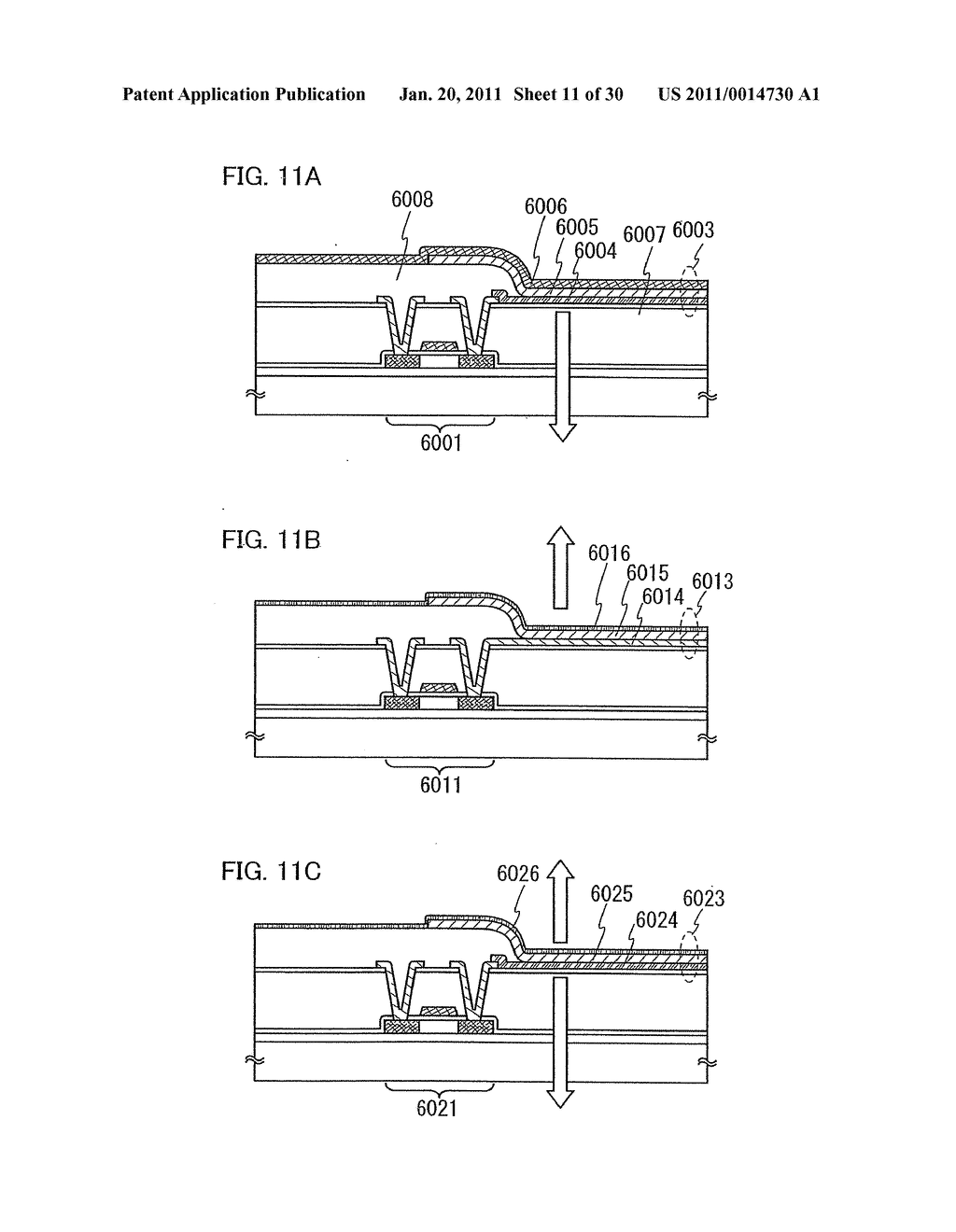 Method for Manufacturing Light Emitting Device - diagram, schematic, and image 12