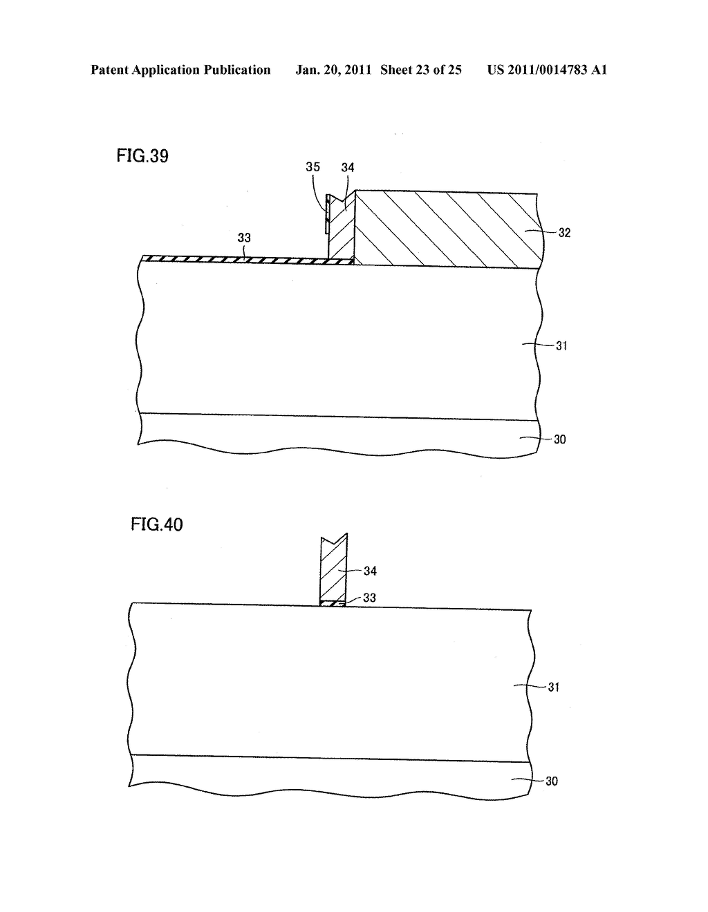 SEMICONDUCTOR DEVICE HAVING ELECTRODE AND MANUFACTURING METHOD THEREOF - diagram, schematic, and image 24