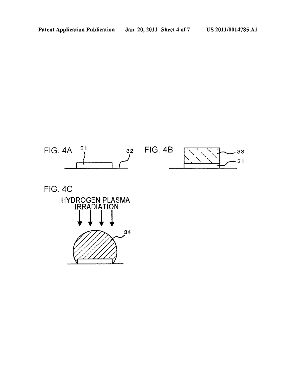 Method for manufacturing semiconductor device, and semiconductor manufacturing apparatus used in said method - diagram, schematic, and image 05
