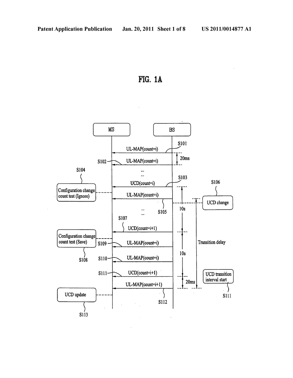 METHOD FOR TRANSMITTING AND UPDATING SYSTEM INFORMATION IN A LEGACY SUPPORT SYSTEM - diagram, schematic, and image 02