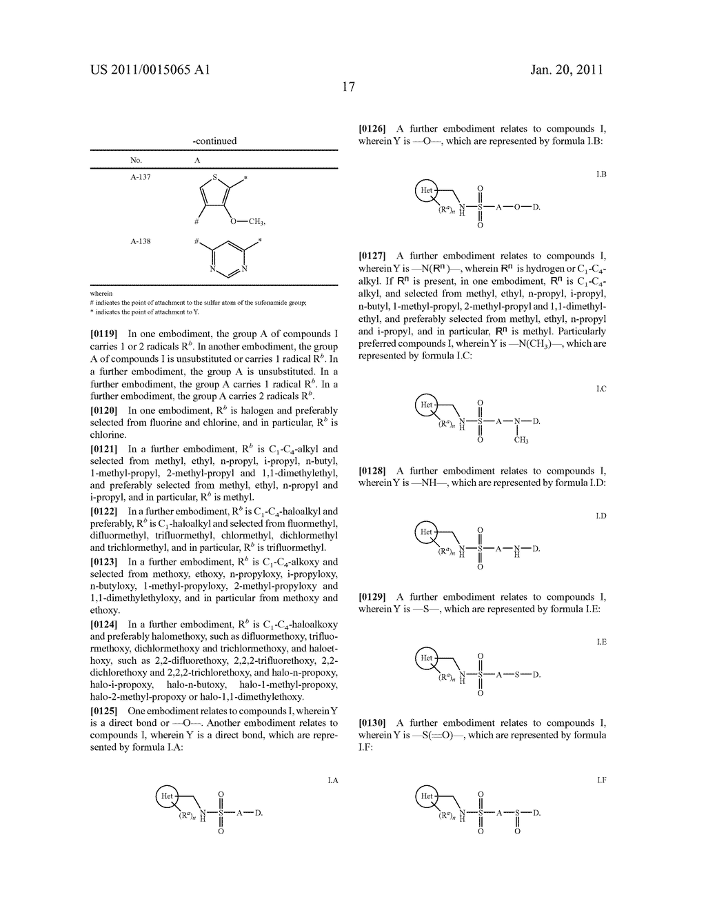Substituted Sulfonic Acid Amide Compounds - diagram, schematic, and image 18