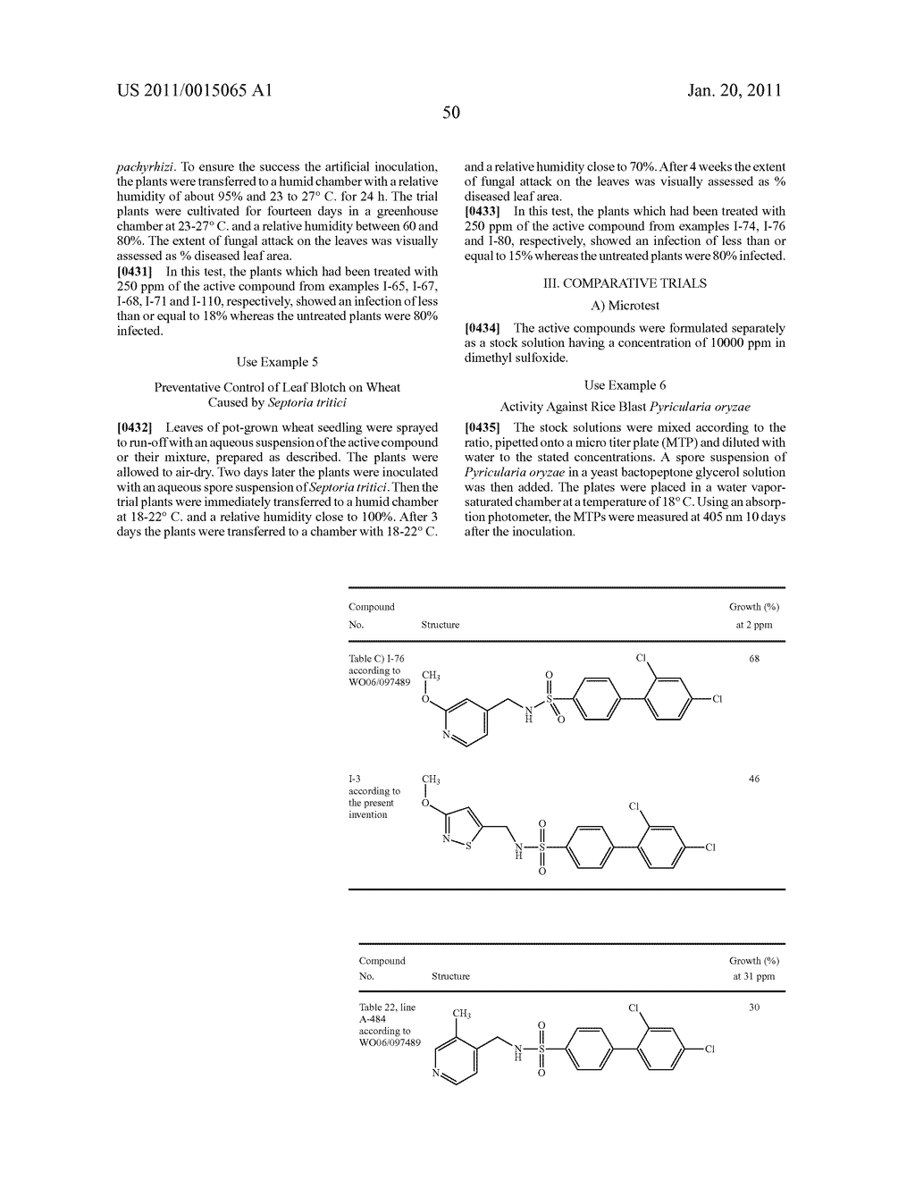 Substituted Sulfonic Acid Amide Compounds - diagram, schematic, and image 51