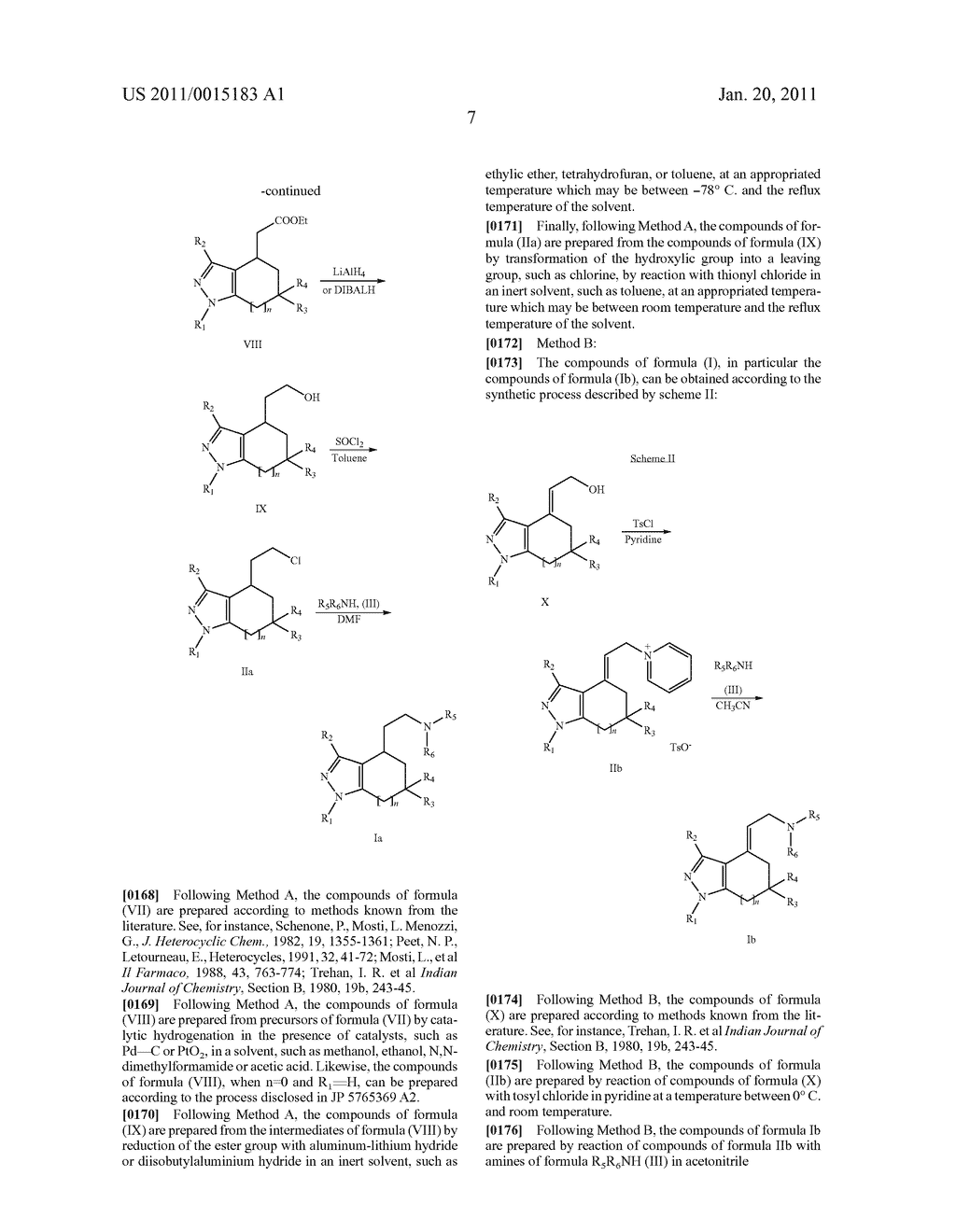 SUBSTITUTED PYRAZOLE SIGMA RECEPTOR ANTAGONISTS - diagram, schematic, and image 10