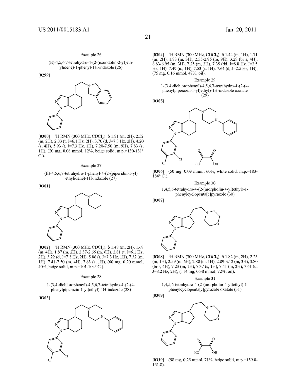 SUBSTITUTED PYRAZOLE SIGMA RECEPTOR ANTAGONISTS - diagram, schematic, and image 24