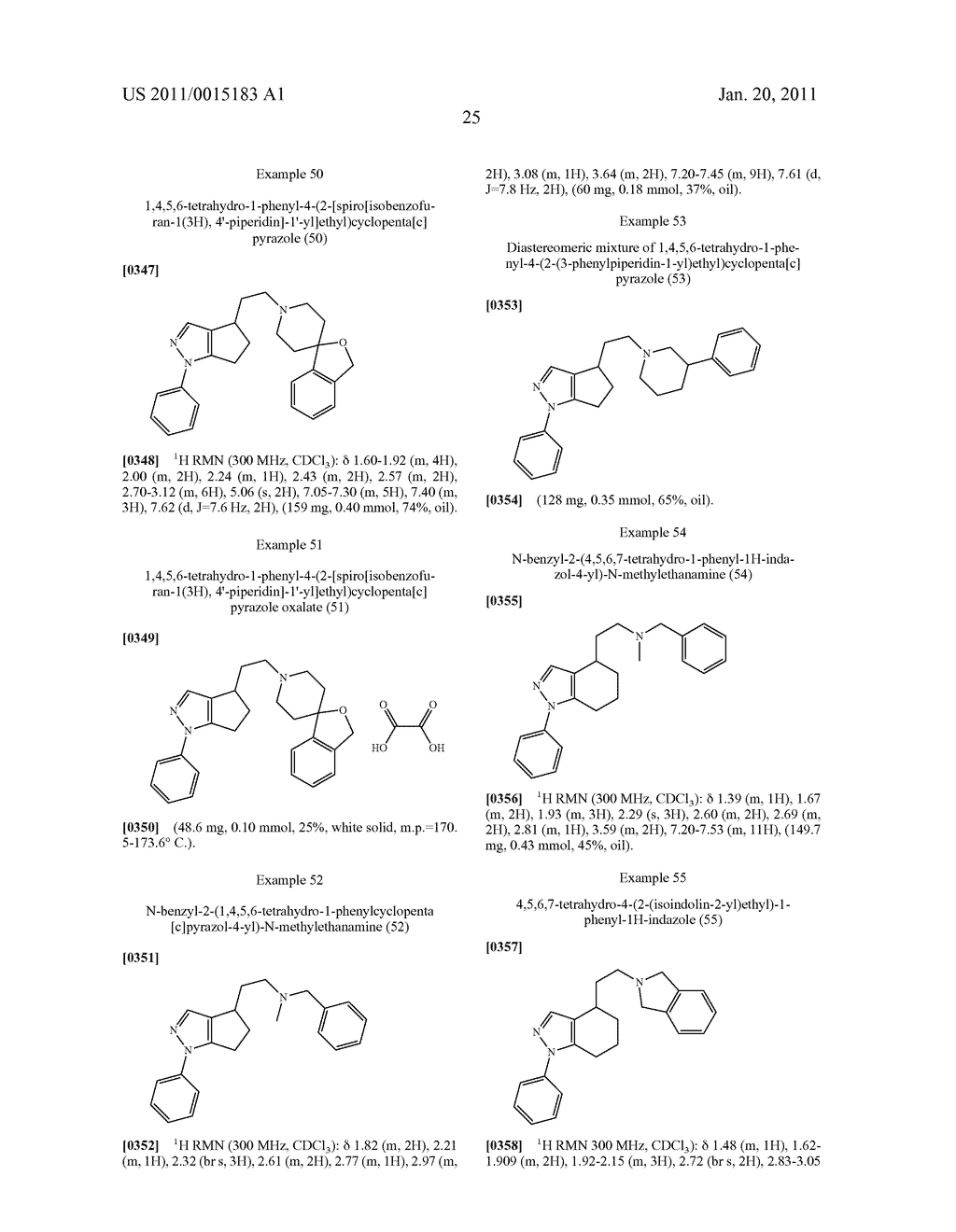 SUBSTITUTED PYRAZOLE SIGMA RECEPTOR ANTAGONISTS - diagram, schematic, and image 28