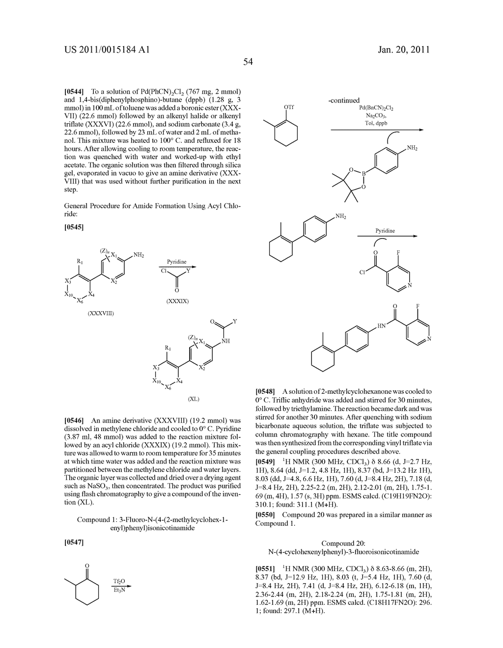 VINYL-PHENYL DERIVATIVES FOR INFLAMMATION AND IMMUNE-RELATED USES - diagram, schematic, and image 55