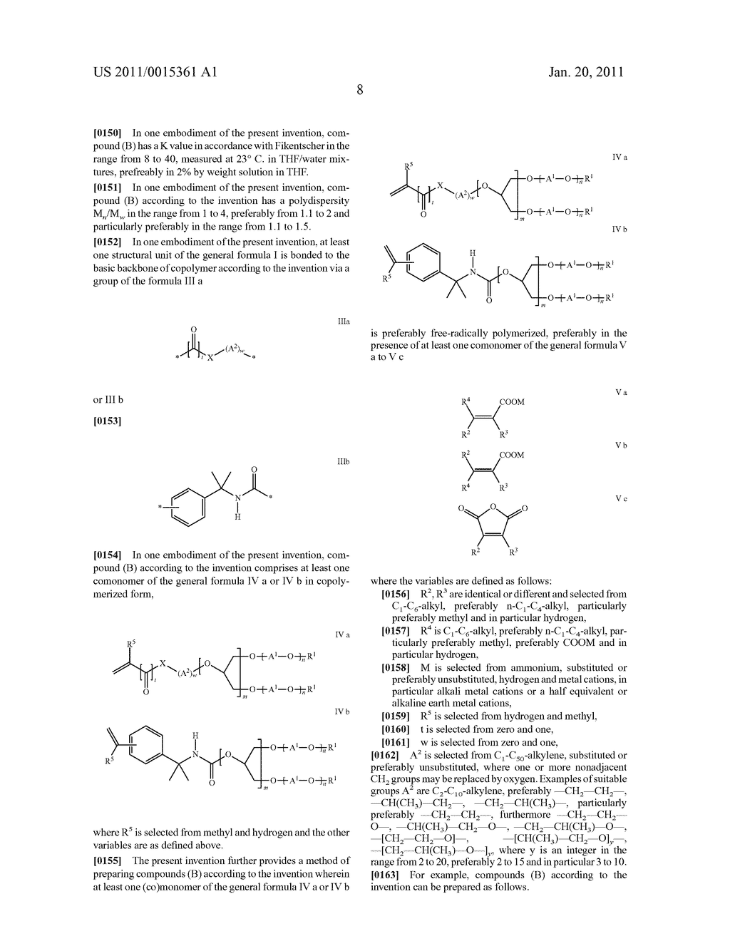 COPOLYMERS, THEIR USE AS THICKENERS, AND METHODS FOR THEIR PREPARATION - diagram, schematic, and image 09