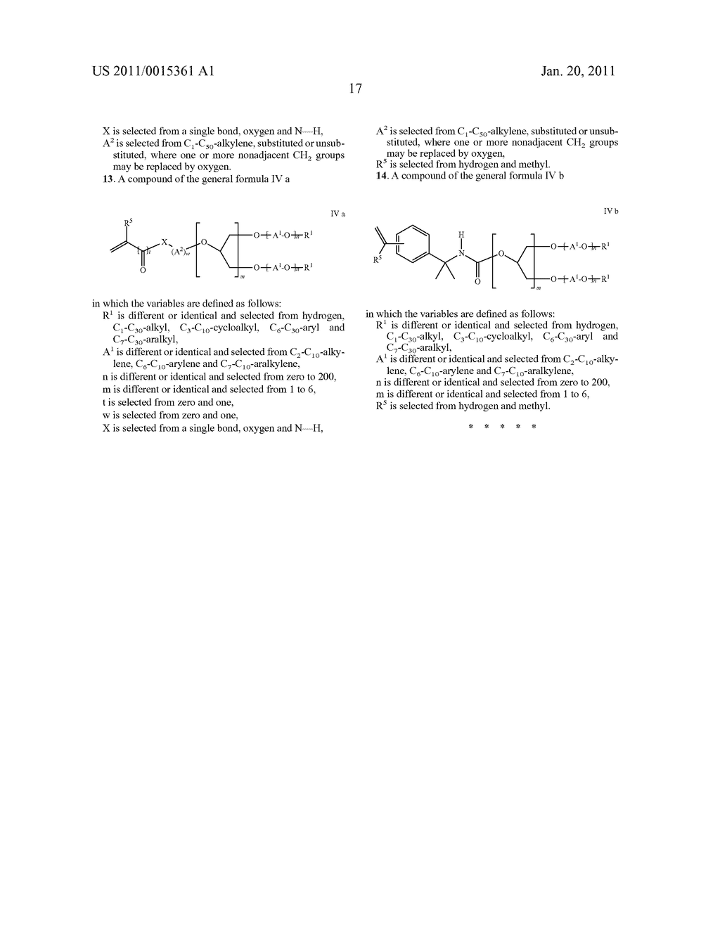 COPOLYMERS, THEIR USE AS THICKENERS, AND METHODS FOR THEIR PREPARATION - diagram, schematic, and image 18