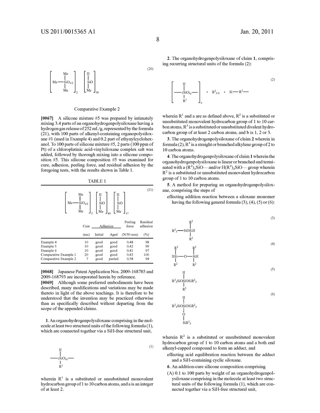 ORGANOHYDROGENPOLYSILOXANE, MAKING METHOD, AND ADDITION-CURE SILICONE COMPOSITION - diagram, schematic, and image 09