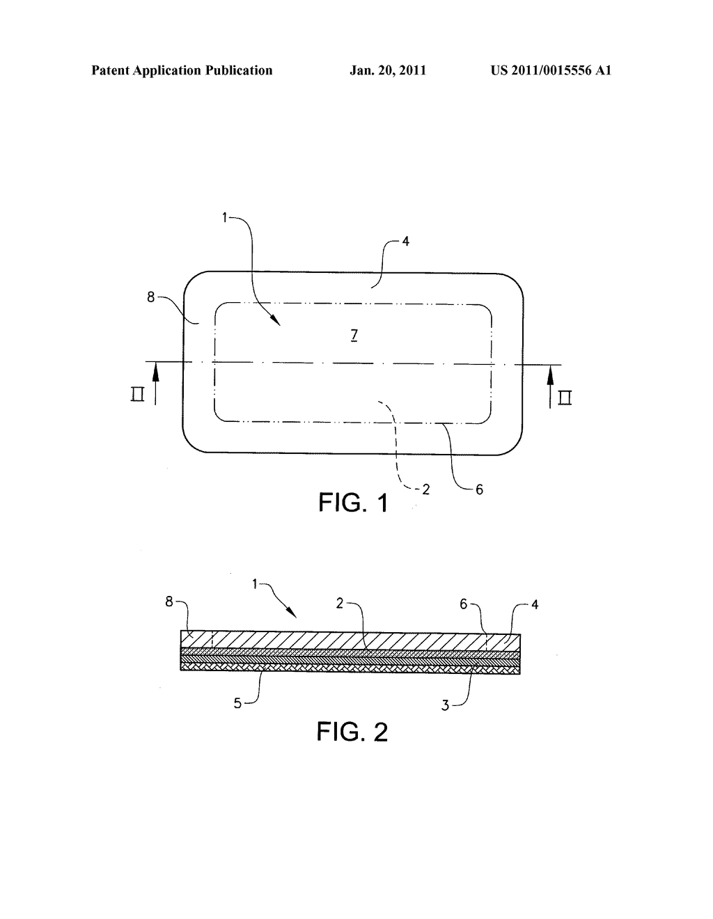 STIFFENING LAYER FOR FACILITATING APPLICATION OF A PLASTIC FILM TO SKIN - diagram, schematic, and image 02