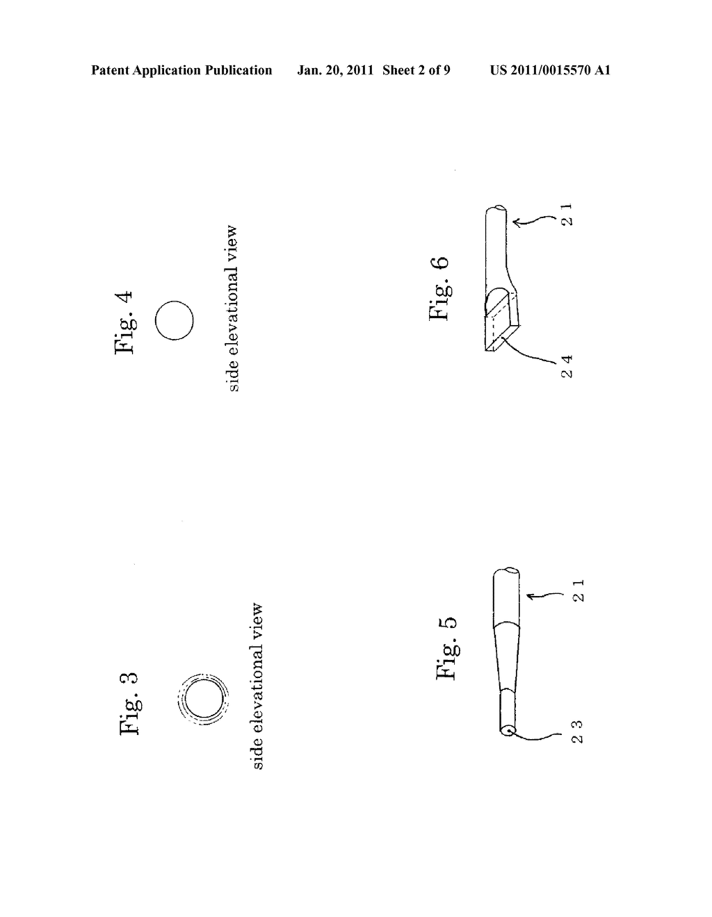 MEDICAL GUIDE WIRE, METHOD OF MAKING THE SAME , AND ASSEMBLY OF BALLOON CATHETER AND GUIDING CATHETER COMBINED WITH THE MEDICAL GUIDE WIRE - diagram, schematic, and image 03