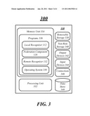 COMBINATION AND FEDERATION OF LOCAL AND REMOTE SPEECH RECOGNITION diagram and image