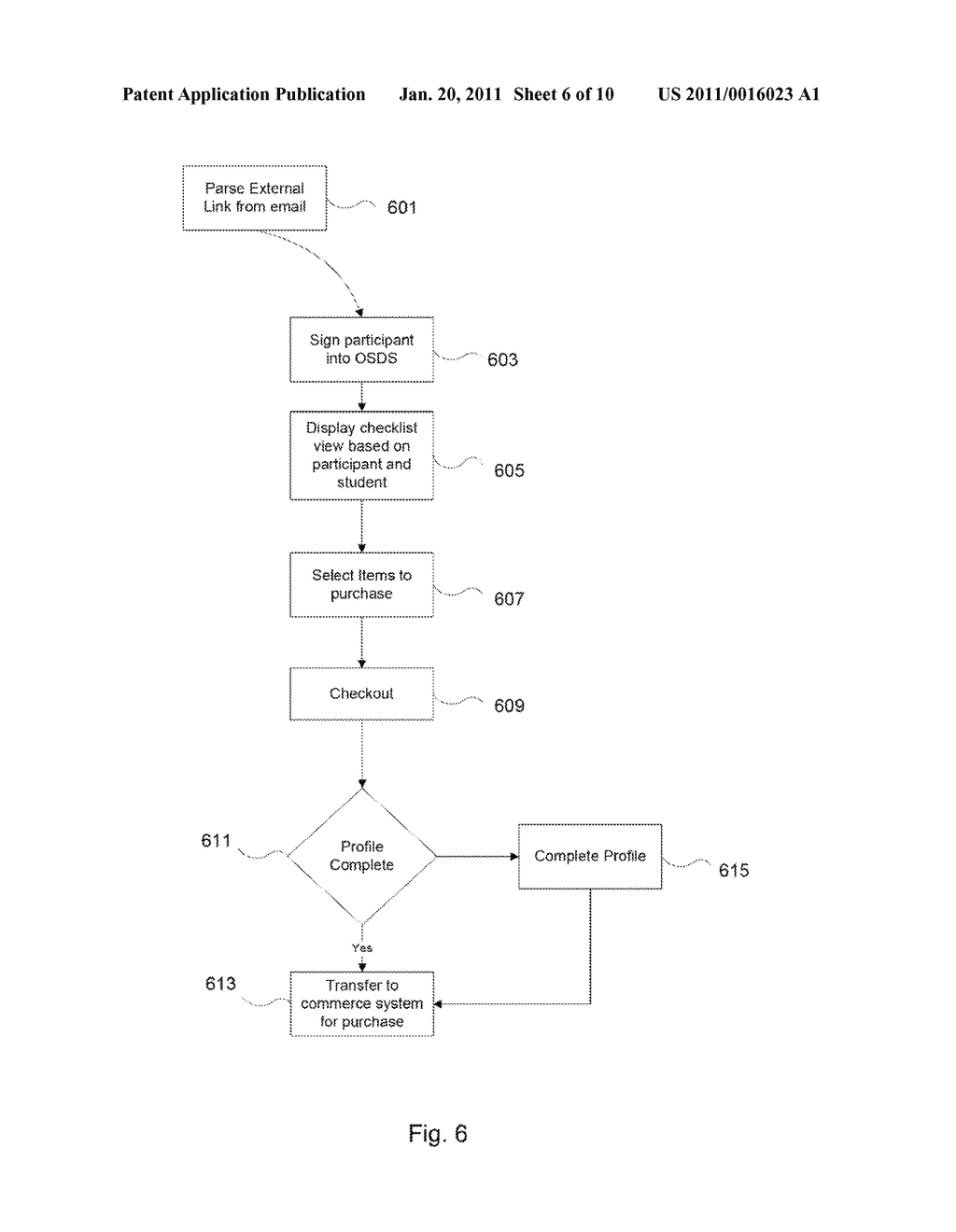 System and Method for Interactive Shopping - diagram, schematic, and image 07