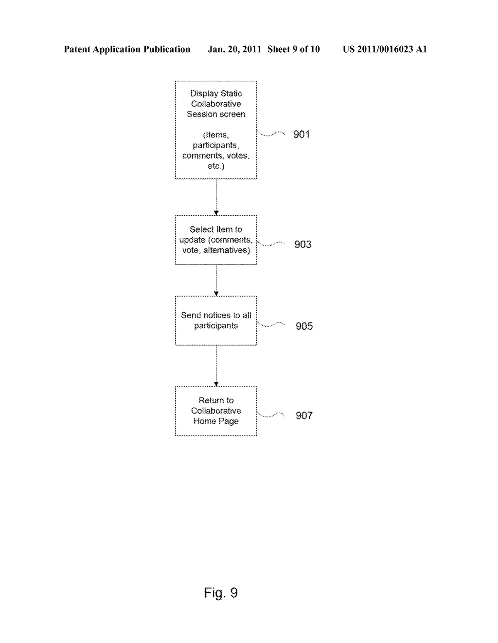 System and Method for Interactive Shopping - diagram, schematic, and image 10