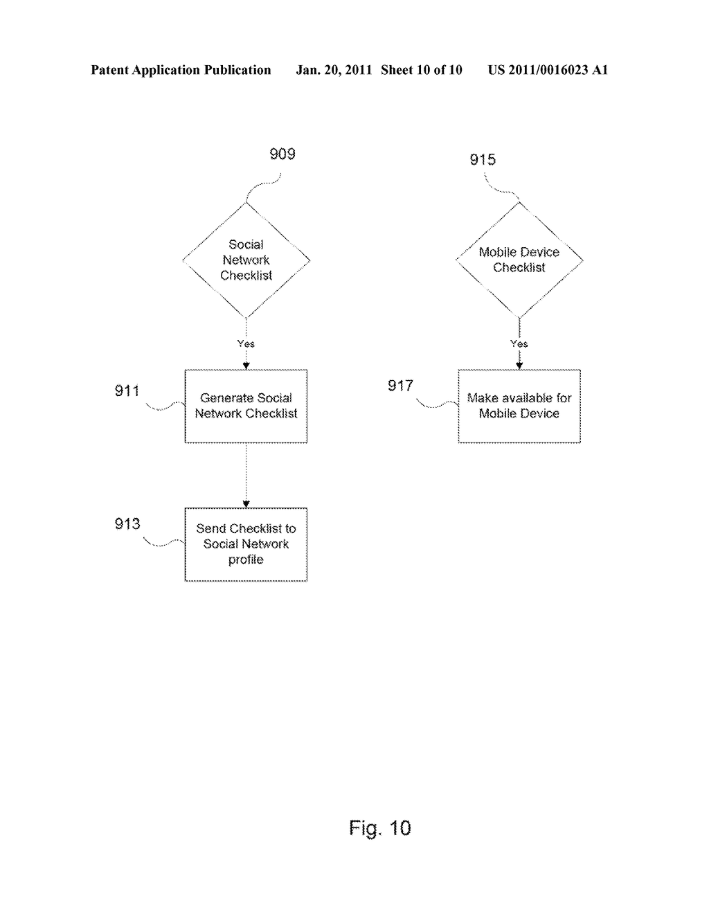 System and Method for Interactive Shopping - diagram, schematic, and image 11