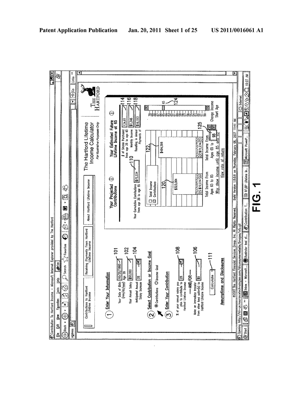 SYSTEM AND METHOD FOR MANAGING AND ADMINISTERING A LIFETIME INCOME SHARE PLAN - diagram, schematic, and image 02