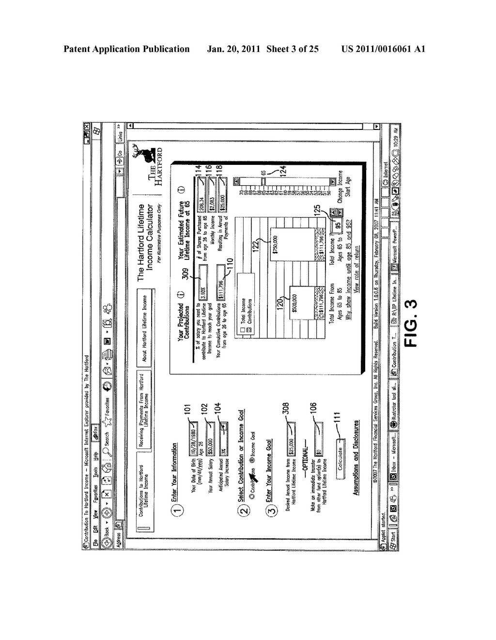 SYSTEM AND METHOD FOR MANAGING AND ADMINISTERING A LIFETIME INCOME SHARE PLAN - diagram, schematic, and image 04