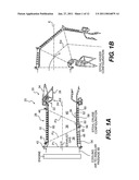 LOW PROFILE ATTACHMENT HANGER SYSTEM FOR A COOLING LINER WITHIN A GAS TURBINE ENGINE SWIVEL EXHAUST DUCT diagram and image