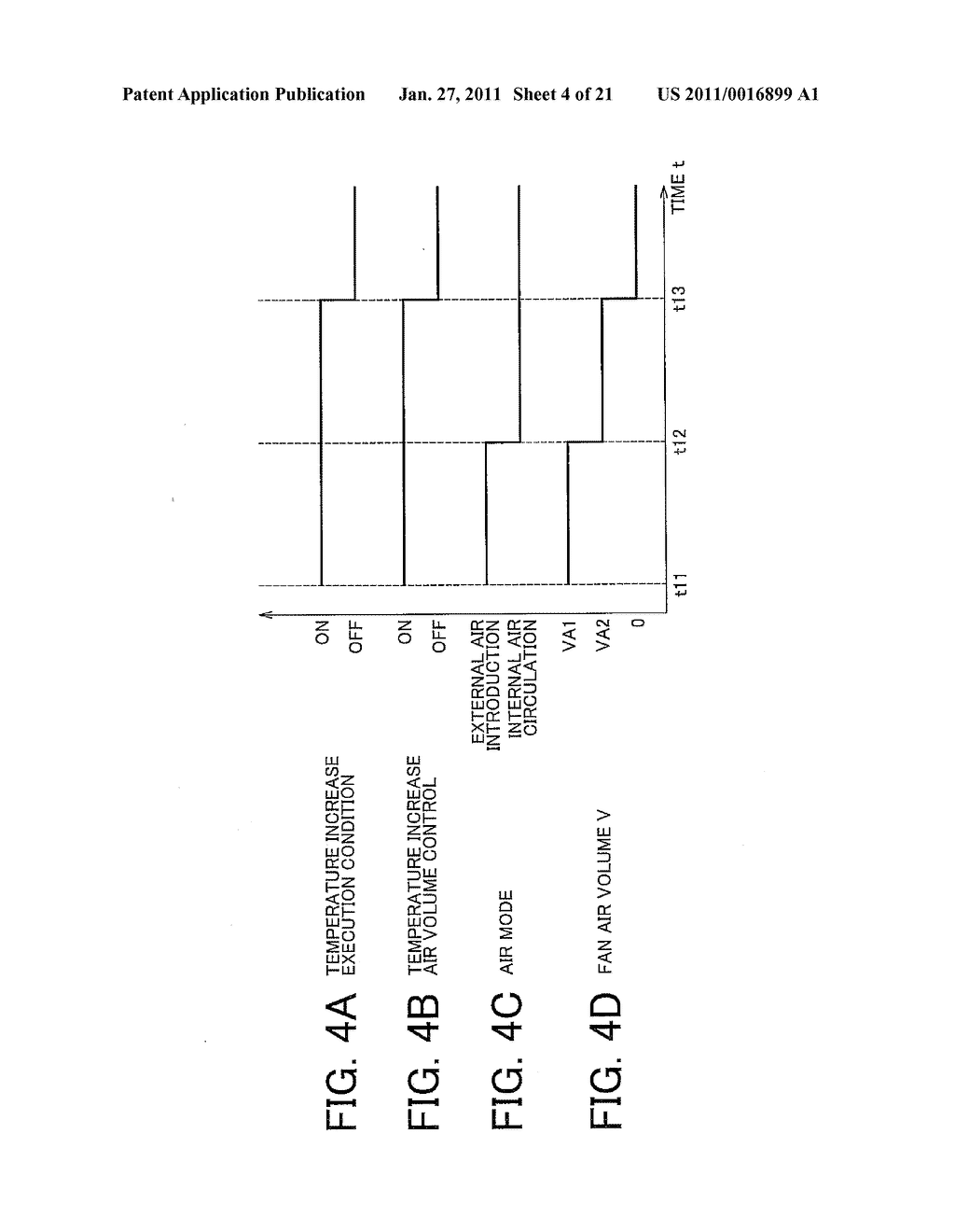 TEMPERATURE CONTROL APPARATUS FOR IN-VEHICLE ELECTRIC STORAGE DEVICE - diagram, schematic, and image 05