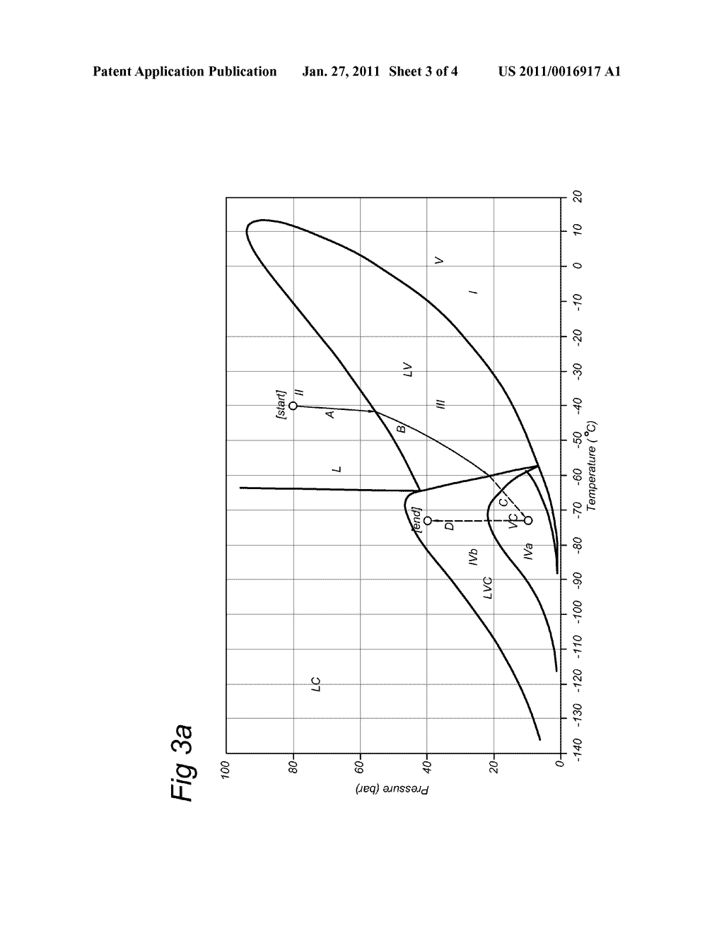 METHOD OF REMOVING AND SOLIDIFYING CARBON DIOXIDE FROM A FLUID STREAM AND FLUID SEPARATION ASSEMBLY - diagram, schematic, and image 04