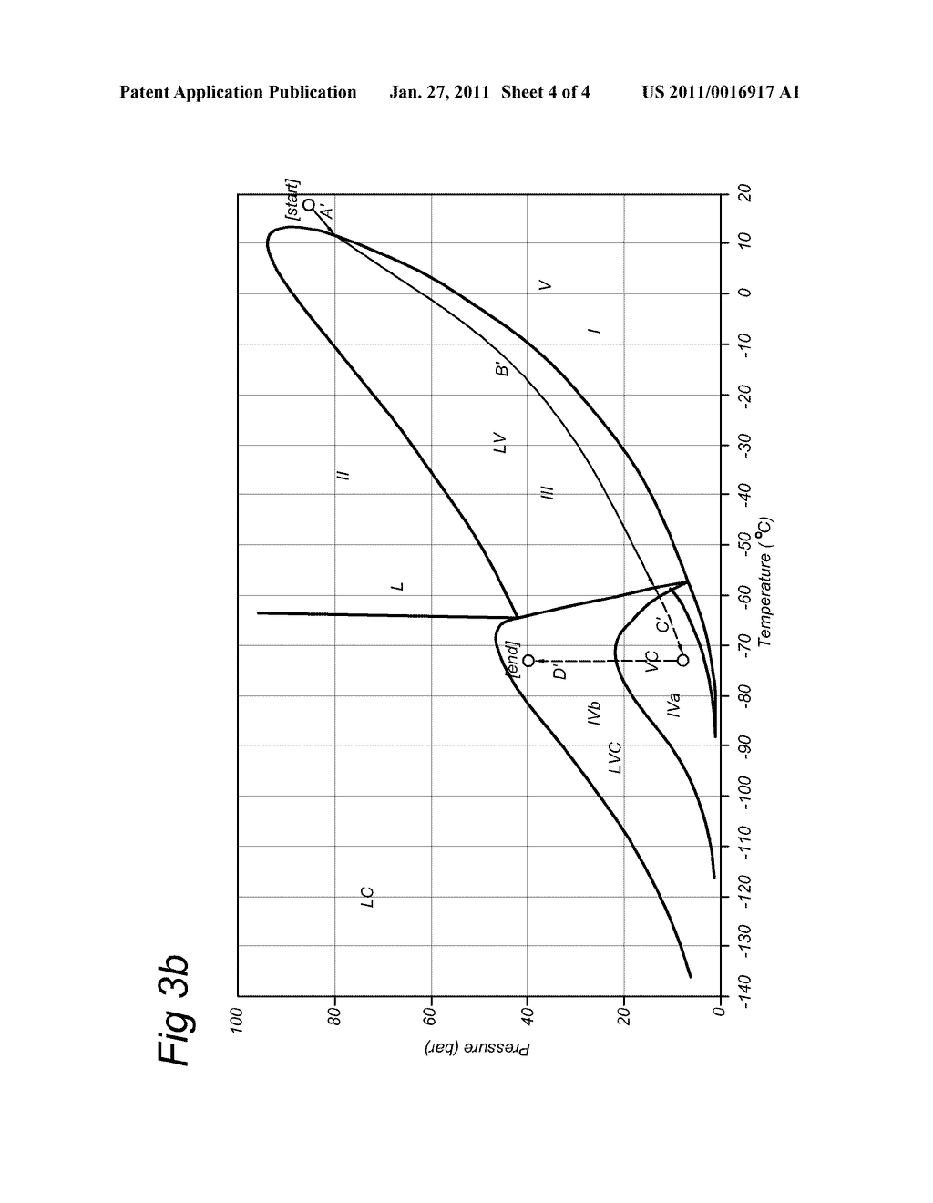 METHOD OF REMOVING AND SOLIDIFYING CARBON DIOXIDE FROM A FLUID STREAM AND FLUID SEPARATION ASSEMBLY - diagram, schematic, and image 05