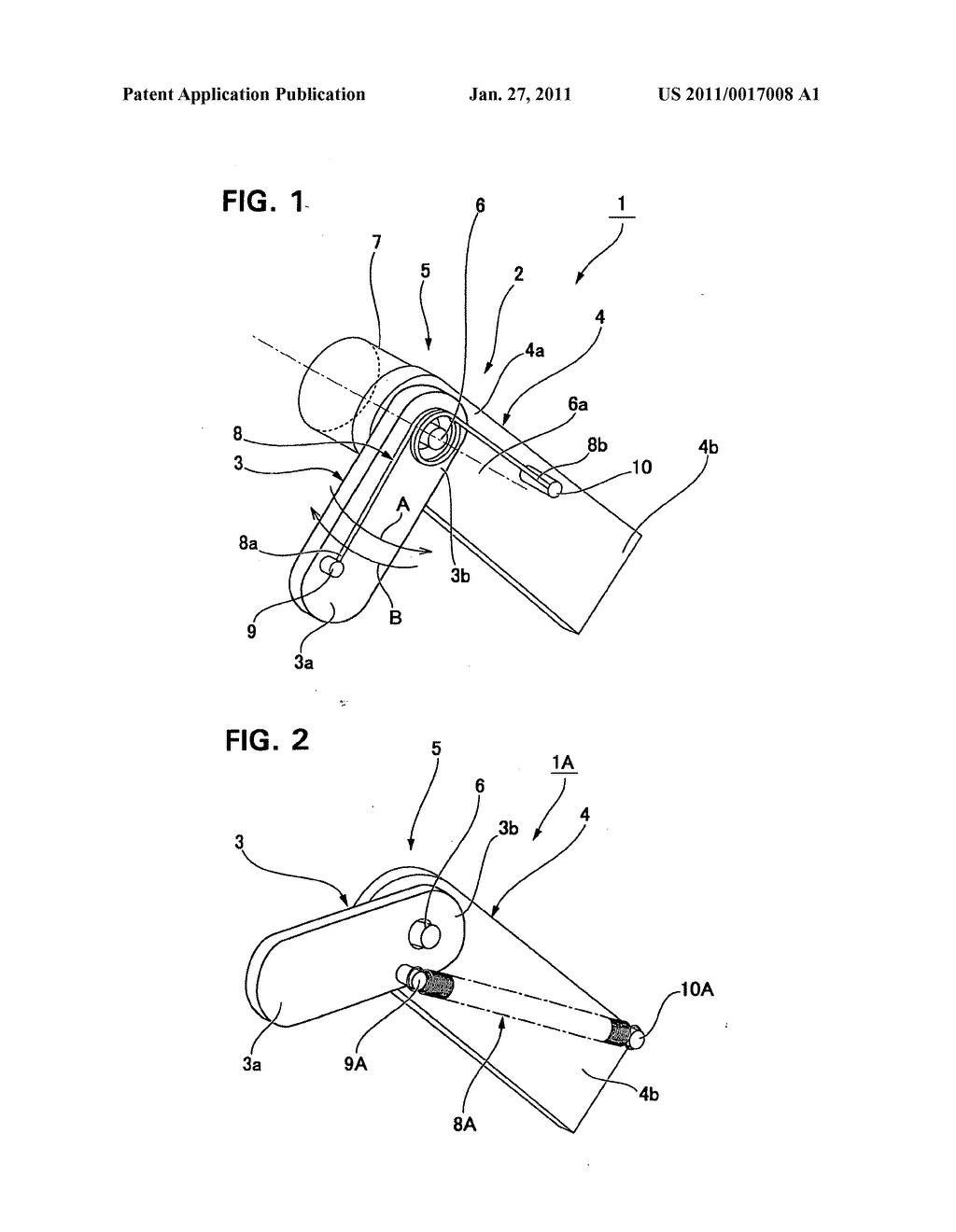 Finger Mechanism Of Robot Hand Diagram Schematic And Image 02