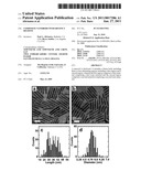 COMPOSITE NANORODS WITH DISTINCT REGIONS diagram and image