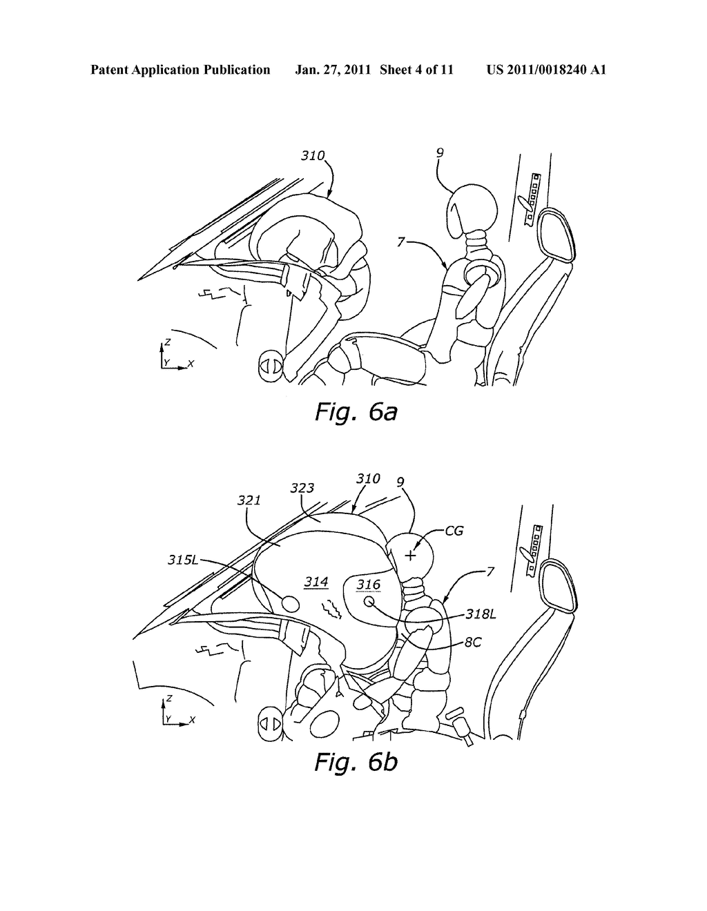 AIRBAG ASSEMBLY - diagram, schematic, and image 05