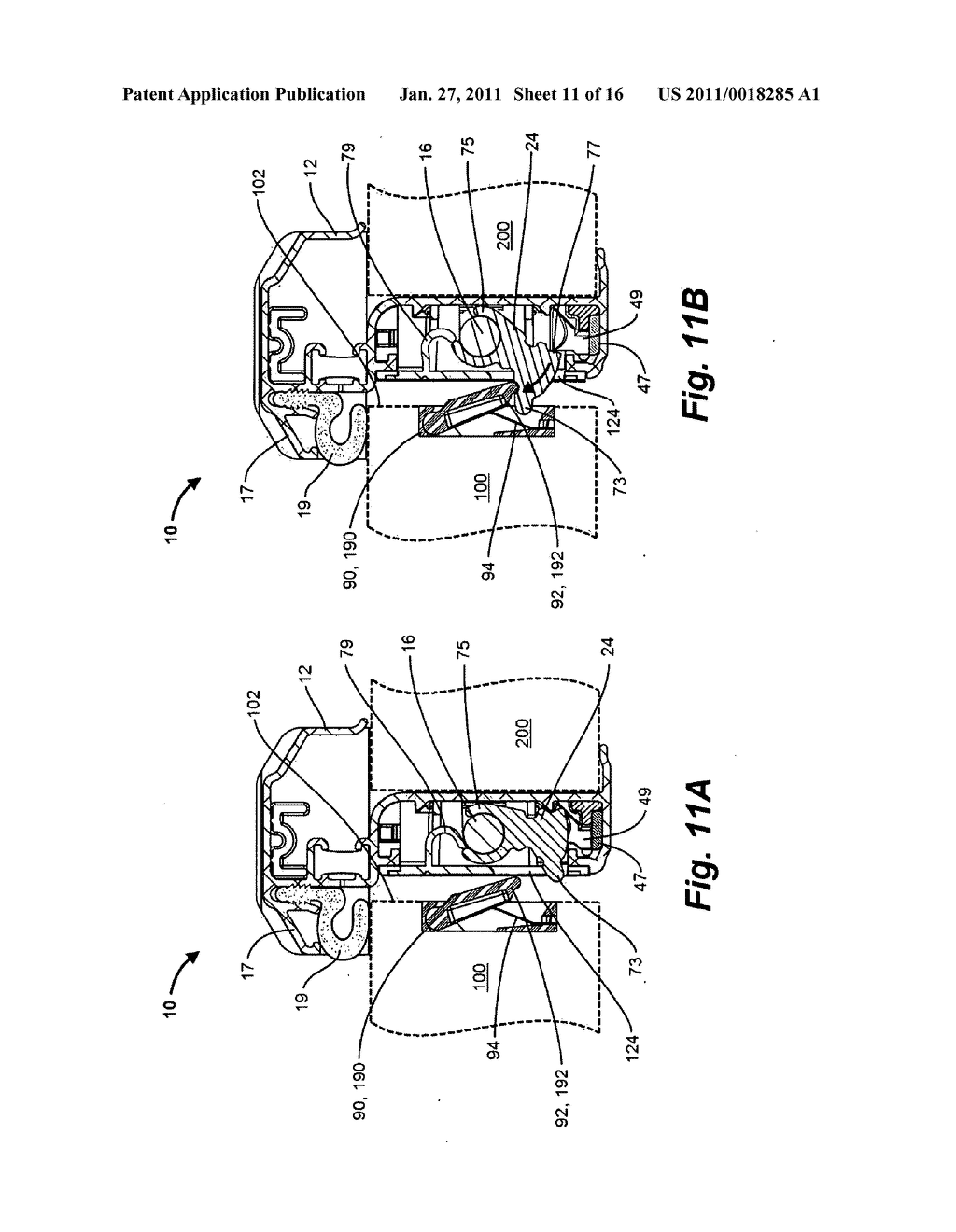 MULTI-POINT LOCKING SYSTEM AND ASTRAGAL - diagram, schematic, and image 12
