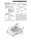 PASSENGER S WEIGHT MEASUREMENT DEVICE FOR VEHICLE SEAT AND ATTACHMENT STRUCTURE FOR LOAD SENSOR diagram and image