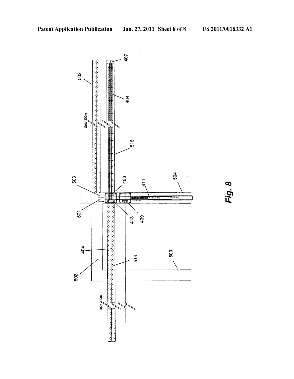 Method and Apparatus for Mining a Material in an Underground Environment - diagram, schematic, and image 09