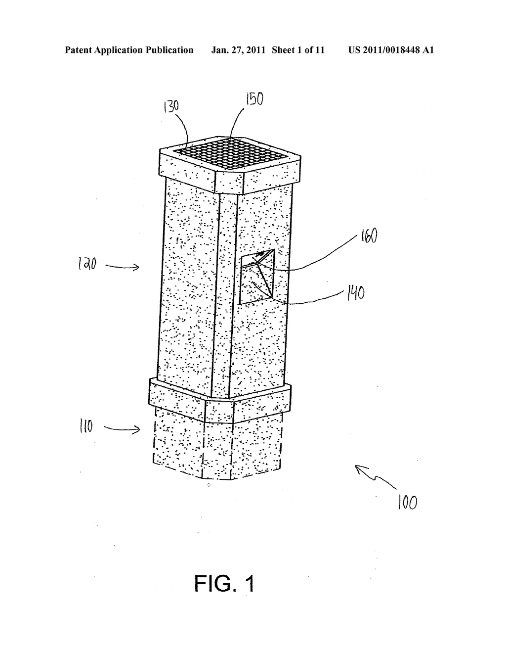 SYSTEM AND METHOD FOR AN OUTDOOR LIGHTING FEATURE WITH AN INTEGRATED SOLAR PANEL - diagram, schematic, and image 02
